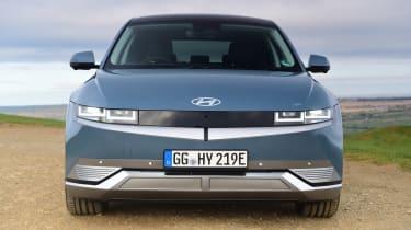 Hyundai Ioniq 5 drive - front static