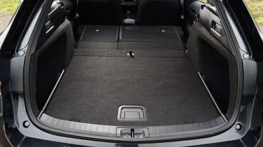 Suzuki Swace estate luggage volume