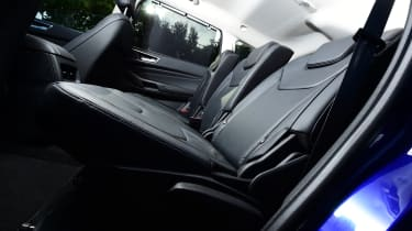 Ford S-MAX - rear seats