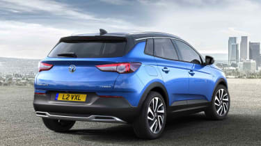 But the Peugeot and the Vauxhall are quite different from the front and rear, and also inside