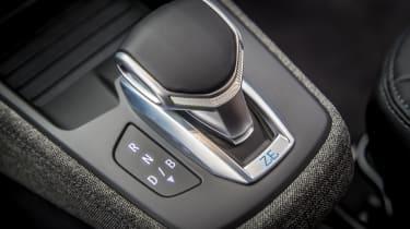 New Renault ZOE - gear selector