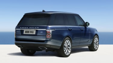 Range Rover Westminster Edition - rear view