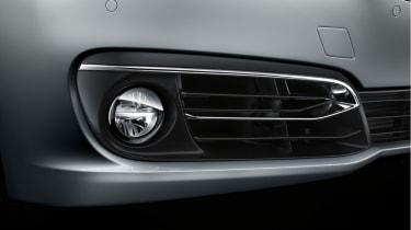 BMW 5 Series 2013 saloon bumper