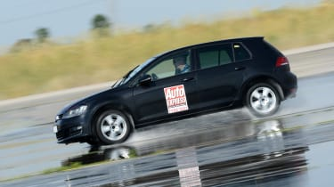 Best car tyres 2021 - Wet weather testing