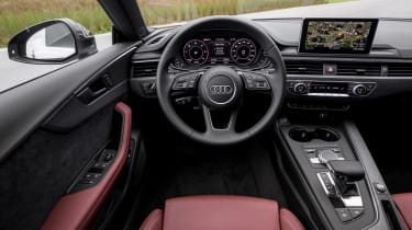 One of the strongest suits of the A5 Sportback is its fantastic interior