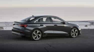 2020 Audi A3 Saloon - rear 3/4 static view