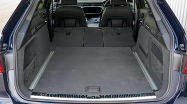 Audi A6 Allroad quattro estate cargo space