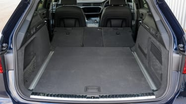 Audi A6 Allroad quattro estate cargo space