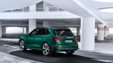 2019 Audi SQ5 TDI - rear static