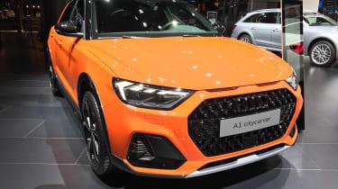 Audi A1 Citycarver at Frankfurt Motor Show