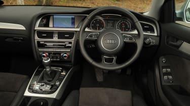 Audi A4 Allroad - Interior