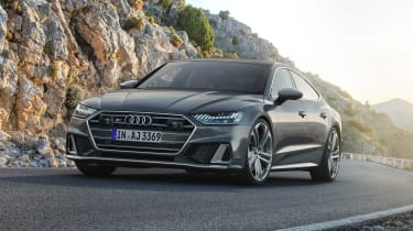 Audi S7 Sportback - front