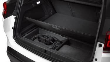 Citroen C5 Aircross plug-in hybrid - boot space