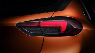 2020 Vauxhall Corsa-e - tail light