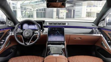 2020 Mercedes S-Class - interior