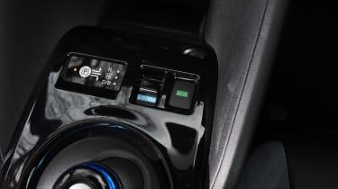 nissan leaf hatchback driving modes