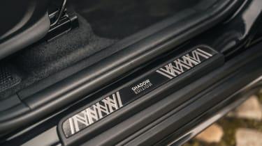 MINI Shadow Edition tread plate