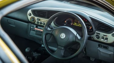Honda Insight - interior