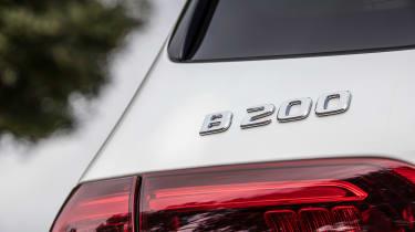 Mercedes B-Class MPV badge