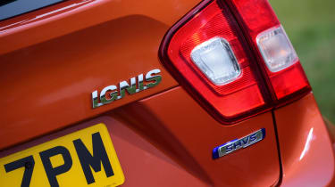 The SHVS model sees mild hybrid technology added to the 1.2-litre petrol for a boost in economy to 65.7mpg