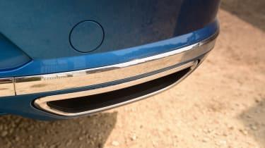 Volkswagen Arteon exhaust trim