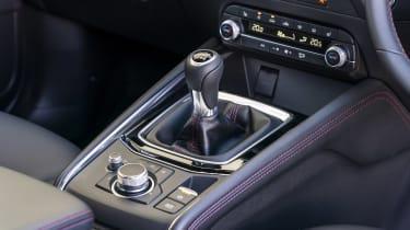 Mazda CX-5 Kuro gear lever