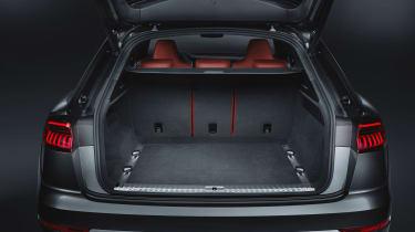 Audi SQ8 SUV boot