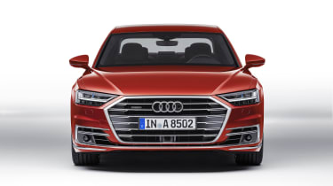 Audi claims that it's the most technologically advanced car the marque has ever offered