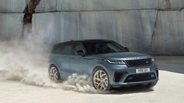 Range Rover Velar SVAutobiography Dynamic Edition sand