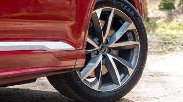 Audi SQ7 SUV alloy wheels