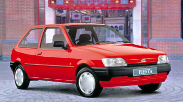 In 1989 the Fiesta grew and changed in character