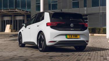 2021 Volkswagen ID.3 Tour pro - rear 3/4 dynamic