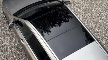 Mercedes C-Class Estate panoramic sunroof