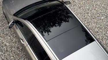 Mercedes C-Class Estate panoramic sunroof