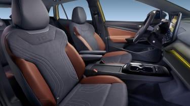 2021 Volkswagen ID.4 seats