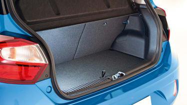 2020 Hyundai i10 boot