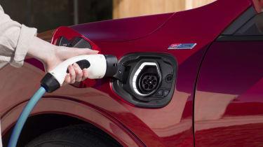 2019 Ford Kuga - charging port