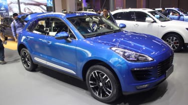 ...a point clearly not lost on Zotye's Chinese design team