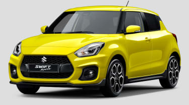 A focus on fun and attractive styling make the Suzuki Swift Sport one to watch