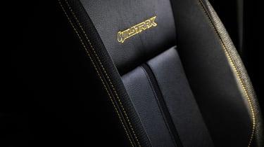 2019 Ford Ranger Wildtrak - Wildtrak seating