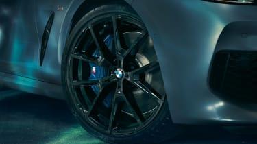 bmw M850i xdrive first edition wheels