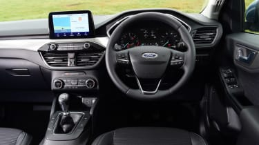Ford Kuga SUV interior