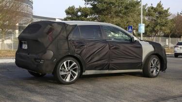 2023 Kia Niro SUV.
