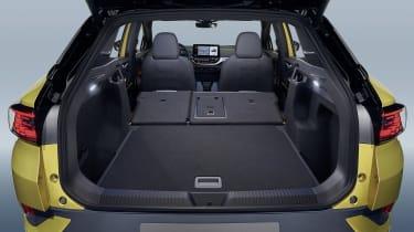 2021 Volkswagen ID.4 boot - seats down