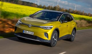 Volkswagen ID.4 SUV review gallery