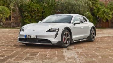 2021 Porsche Taycan Cross Turismo estate