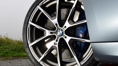 BMW 8 Series Gran Coupe saloon alloy wheels