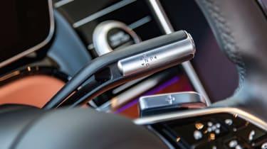 Mercedes S-Class saloon stalks
