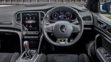 Renault Megane hatchback interior