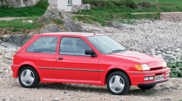 By the end of the eighties, the hot-hatchback movement was in full swing and Ford knew it